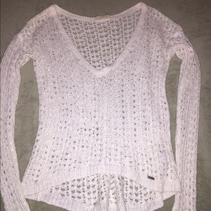 Stiched V-Cut Sweater